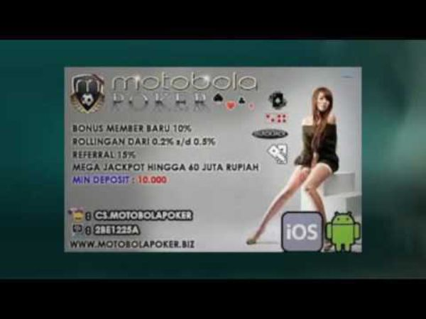 Situs Poker Online Poker Domino