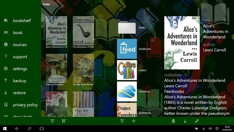Best Free Ebook Reader - List of Best Free Software