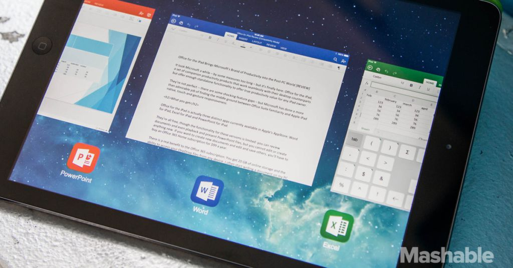 Download free office software and apps for ipad