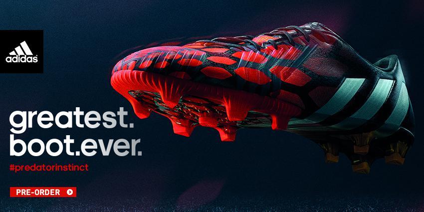 Adidas Predator Instinct Range