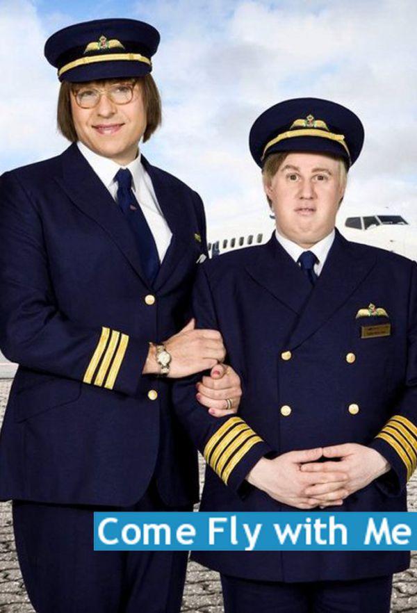Летим со мной (1 сезон) - смотреть сериалы онлайн