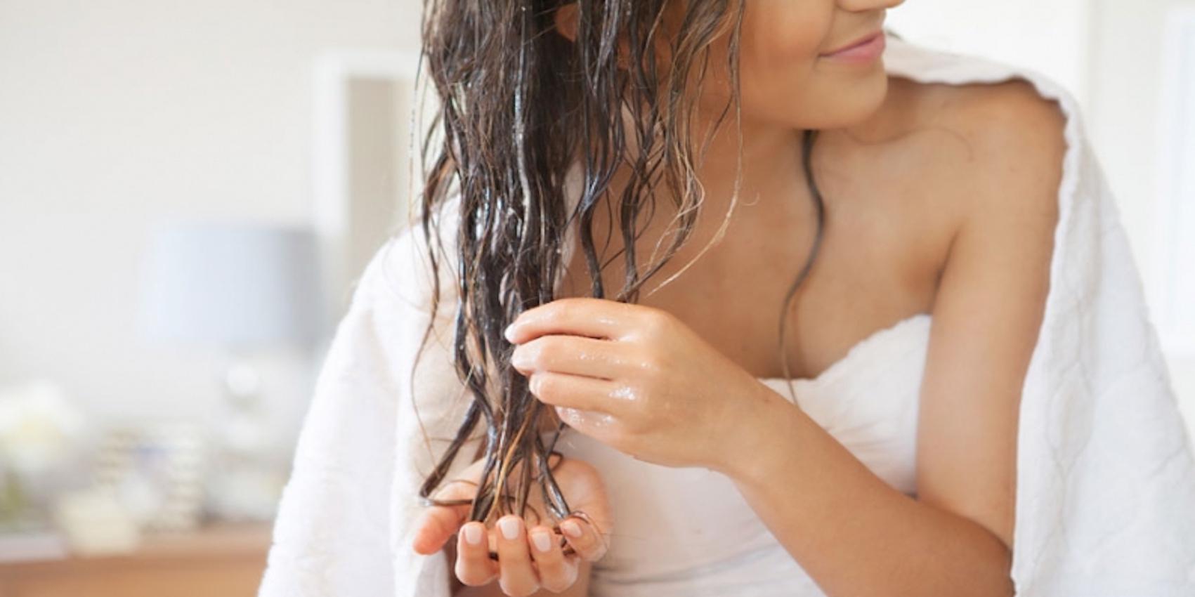 Увлажнение волос в домашних условиях: маски и средства для 60