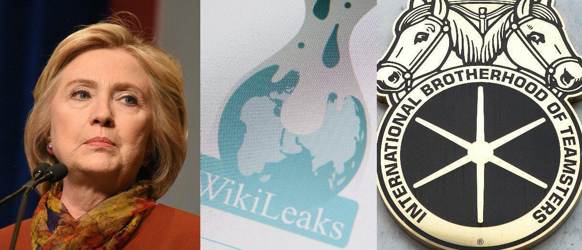 Wikileaks Jimmy Hoffas Teamsters Opposed Clinton Endorsement