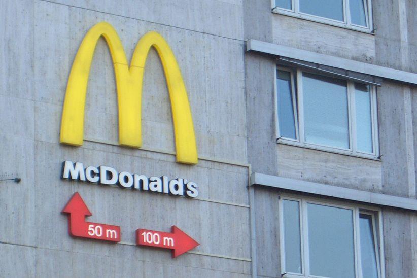 mcdonalds business plan
