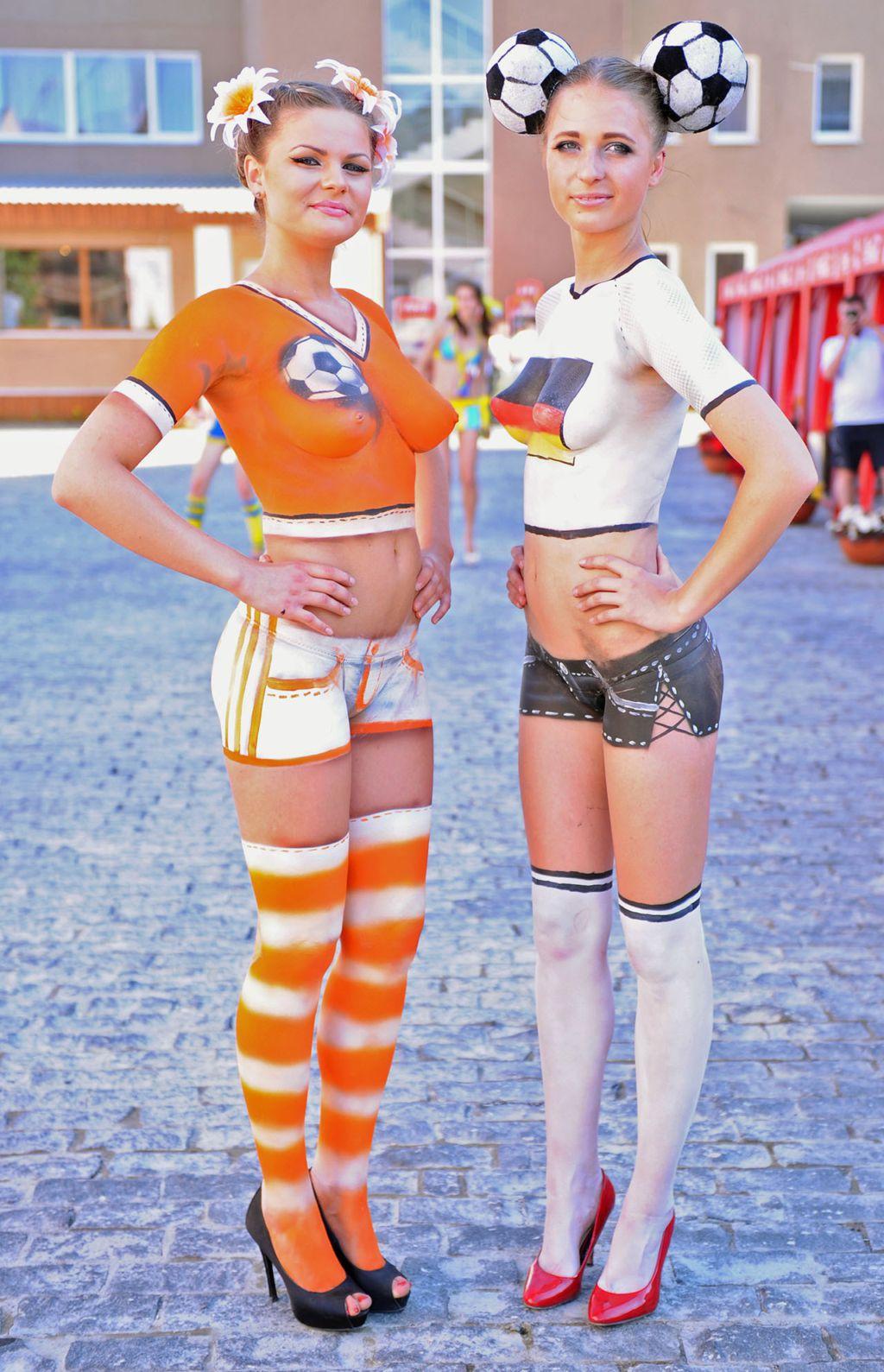 Сексуальные девушки германии 24 фотография