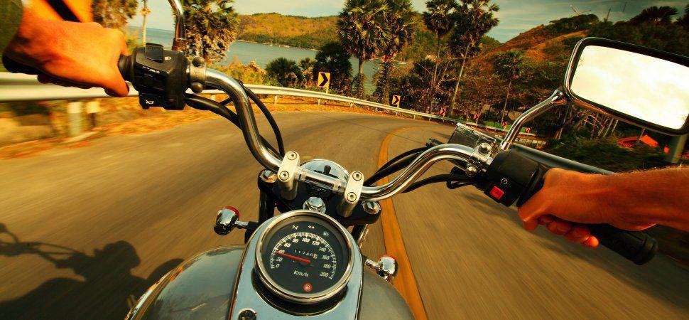 мотоцикл от первого лица дорога  № 16430 без смс