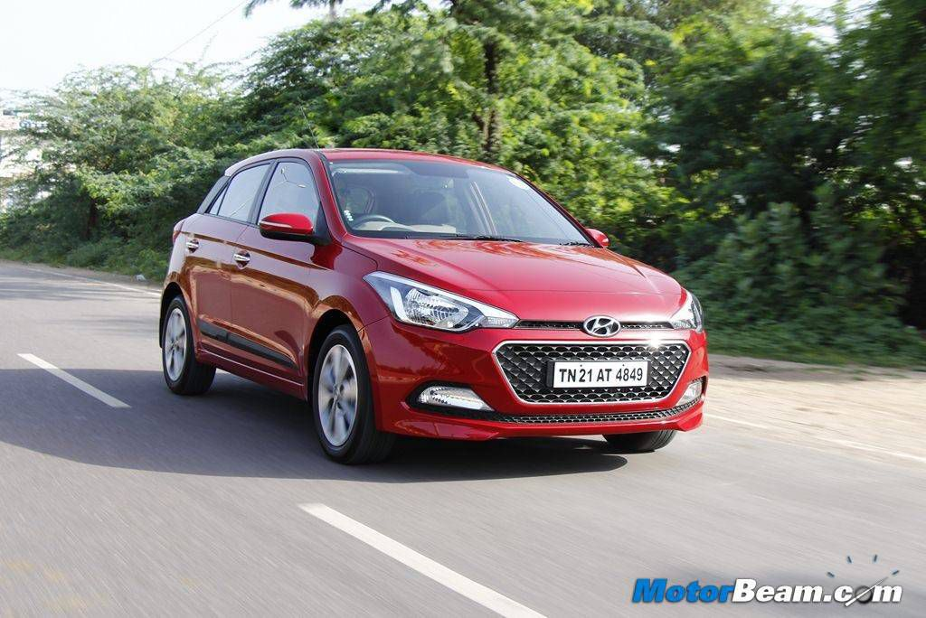 2015 hyundai elite i20 test drive review. Black Bedroom Furniture Sets. Home Design Ideas