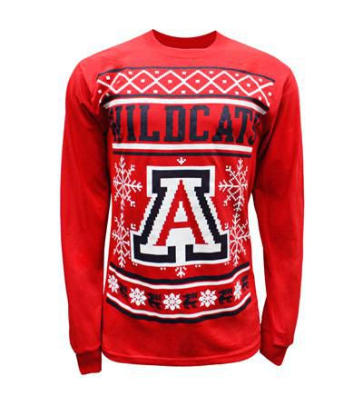 Shirt Under Red Sweater Christmas Sweater T-shirt