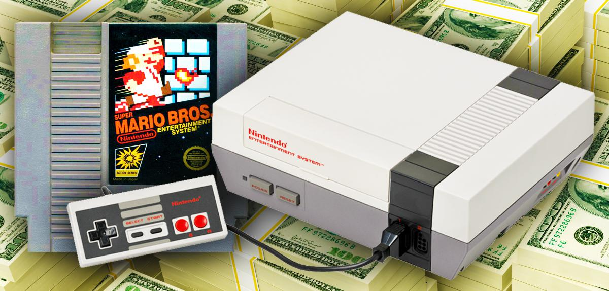 Top 20 Best Selling NES Games - ItsAllViral