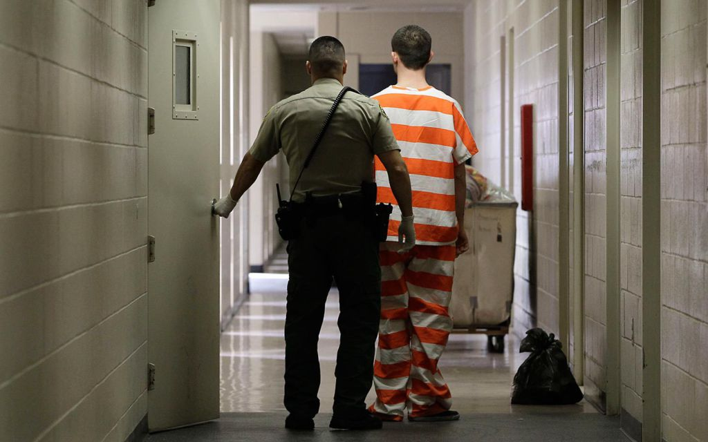 Walking Out Of Jail