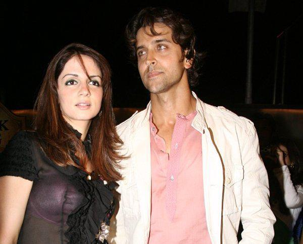 Suzanne Khan skips dinner with Hrithik Roshan and her family!