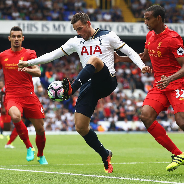 Liverpool Spurs Score