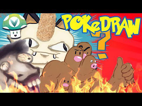 the worst pok mon drawings ever