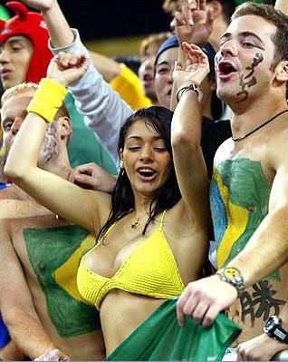 Big fans de football