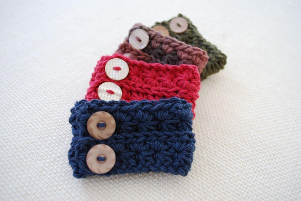 Crochet Puff Stitch Flower Free Pattern : Puff Stitch Flowers: Free Pattern - B.hooked Crochet