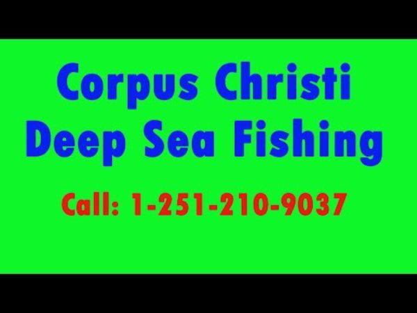 Corpus christi deep sea fishing for Deep sea fishing corpus christi