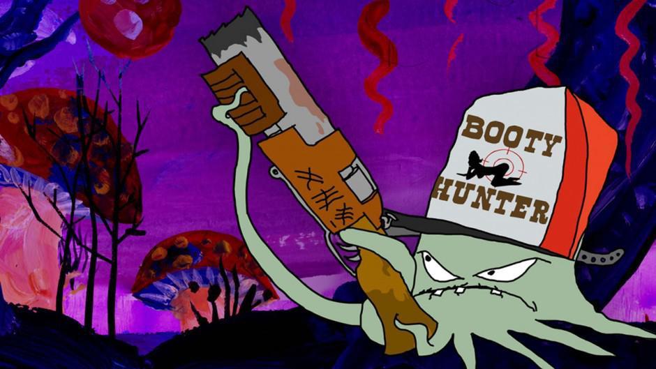 Granny hotfoot squidbillies