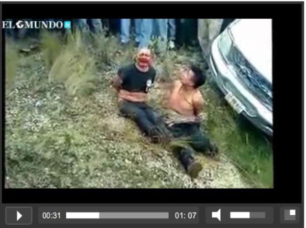 Messico Il Popolo Usa Le Regole Dei Narc Per Fare