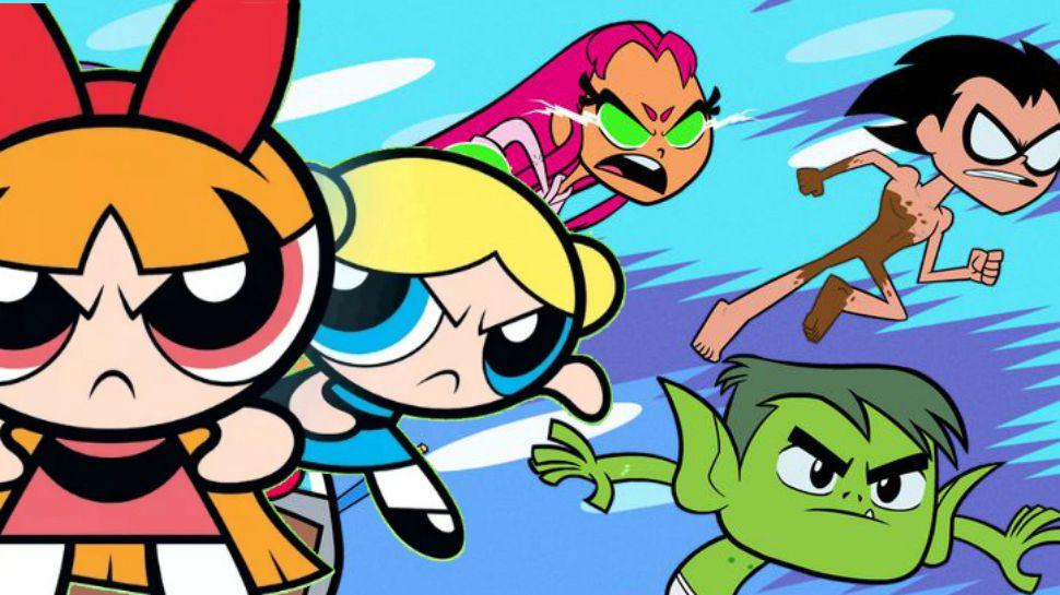 The Powerpuff Girls Will Meet The Teen Titans For A Heroic Dawn Of Cuteness  Nerdist-6867