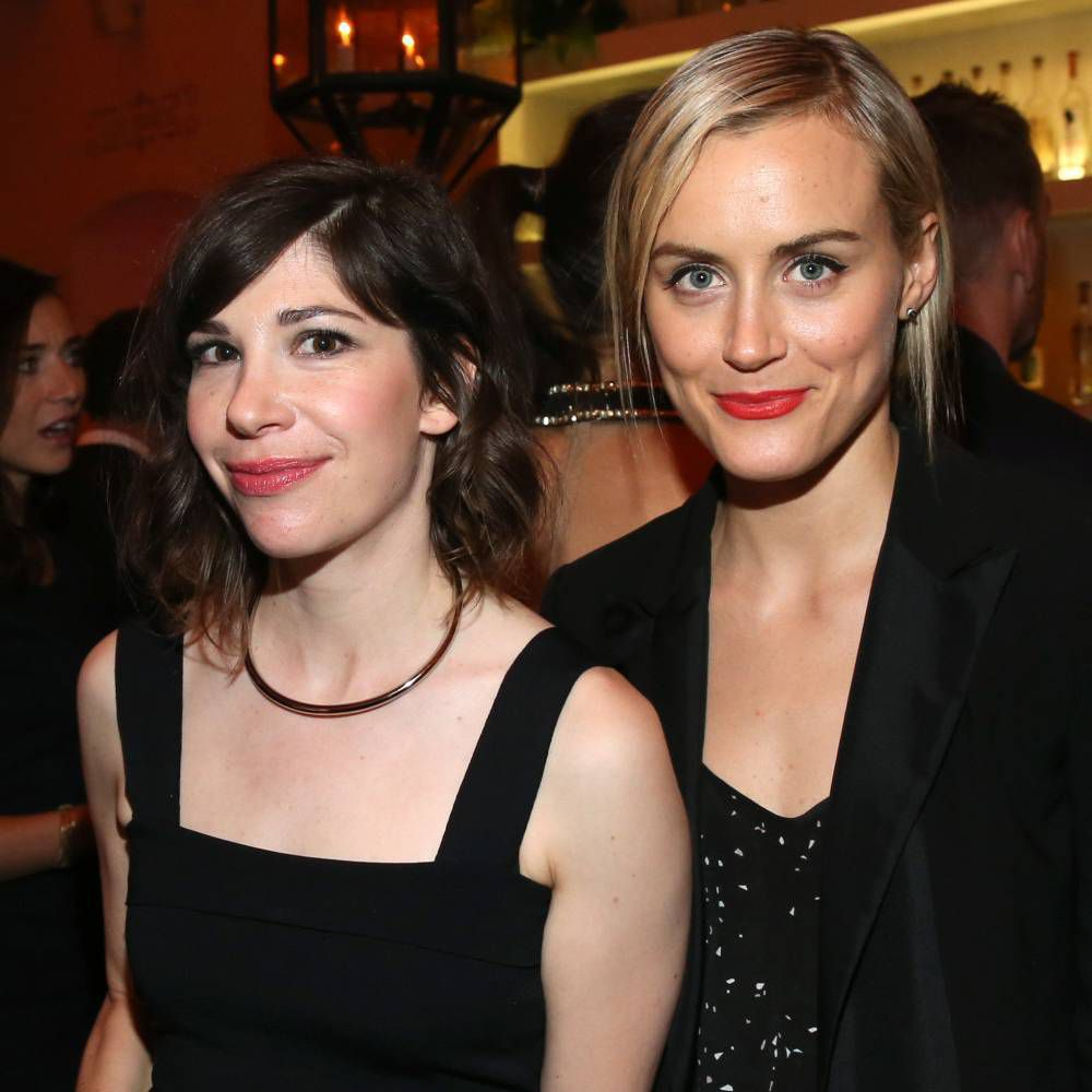 Lesbian Power Couples 55
