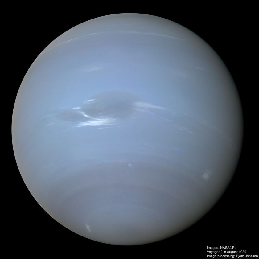 voyager 2 neptune flyby - photo #2