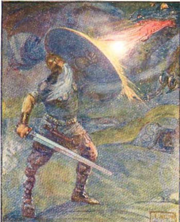 analysis of the epic beowulf Hrothgar and beowulf sometimes refer to a single, all-powerful god there are instances of symbolic rebirth in the epic beowulf book sparknotes beowulf book summary beowulf book samuel harden church 1901 beowulf book samuel harden church 1901 sell beowulf books.