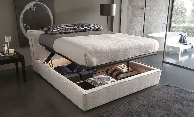 18 space saving bed with storage design ideas for small spaces architecture art designs - Storage Design Ideas