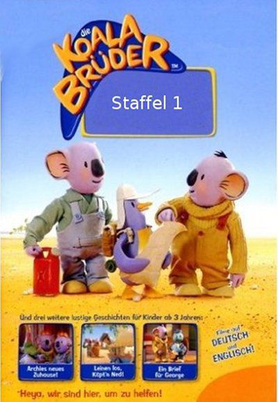 Watch Season 1 - The Koala Brothers