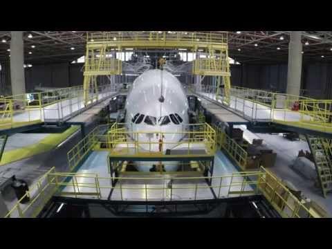 A380 Heavy Maintenance