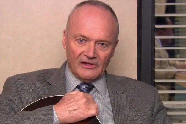 """Creed Bratton: 26 Times Creed Bratton Was The Best Part Of """"The Office"""""""