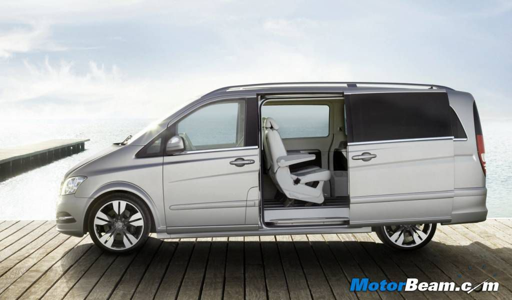 mercedes viano mpv imported to india launch in 2015. Black Bedroom Furniture Sets. Home Design Ideas