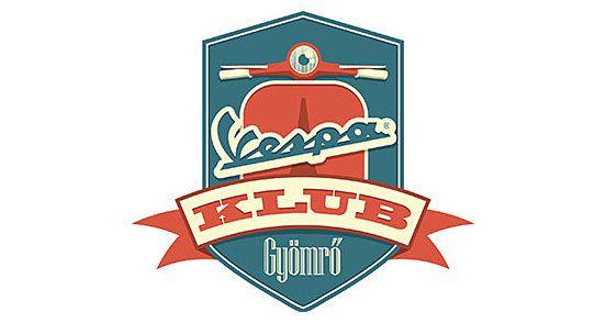 vespa klub gyomro logo design the design inspiration rh lockerdome com