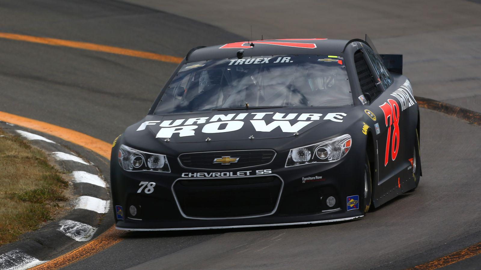 Furniture Row Racing Close To Signing With Toyota For 2016