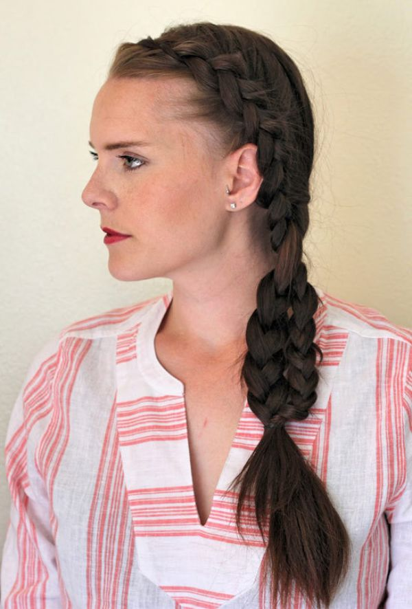 which hair style suits my braid tutorial 2601