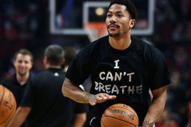184173edb5b Derrick Rose Still Believes the New York Knicks Are a  Super-Team  in The  NBA (Video)