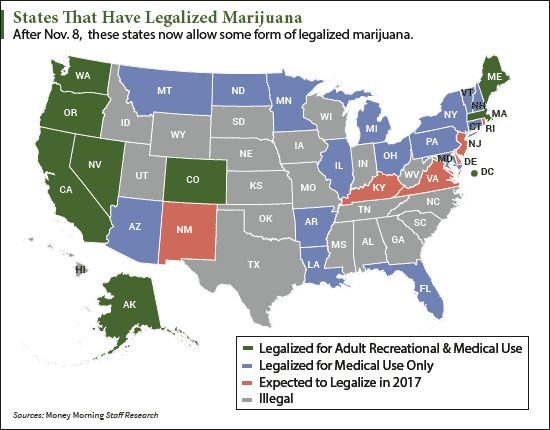legalizing marijuana in the u s 6 powerful reasons to legalize marijuana, from the new york times as the times editorials make plain, legalization is prudent, humane policy the united states' experiment in marijuana prohibition has failed spectacularly.