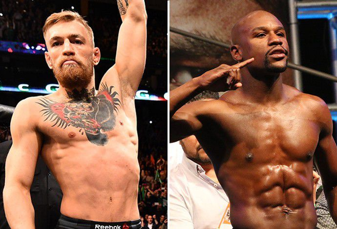 Would you pay to see Conor McGregor vs. Floyd Mayweather