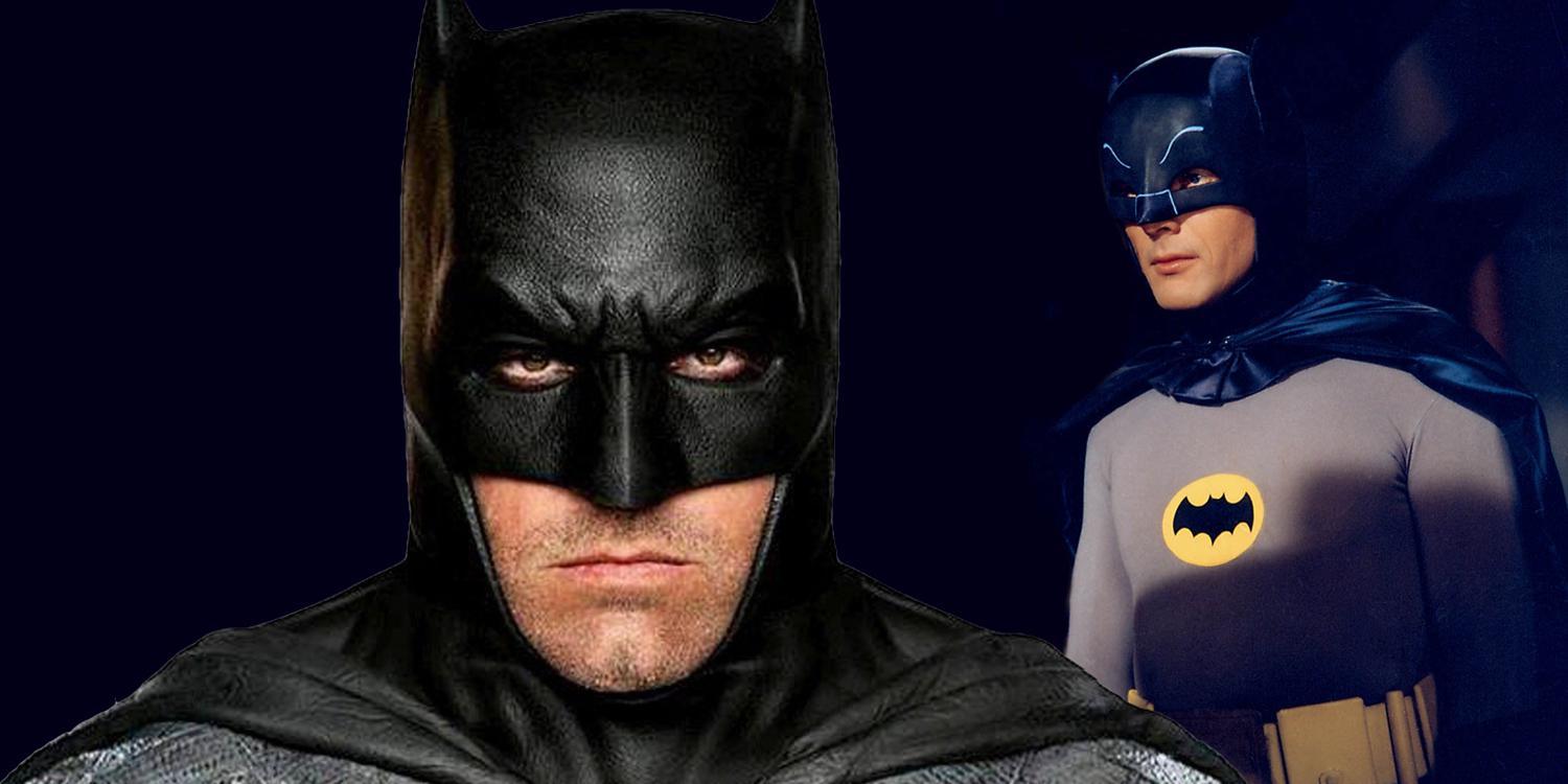 Adam West Has A Cameo Idea For Ben Affleck's The Batman Ben Affleck