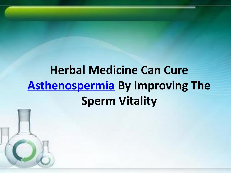 The multiplier sperm medicine confirm