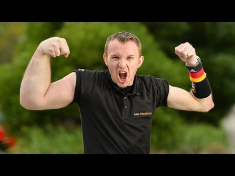 Man Has Super Sized Arm and One Normal Arm - One Sided Popeye