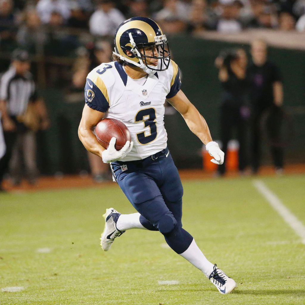 Rams Daniel Rodriguez S Story Makes For Special Moment At Walkthrough St Louis Rams Blog