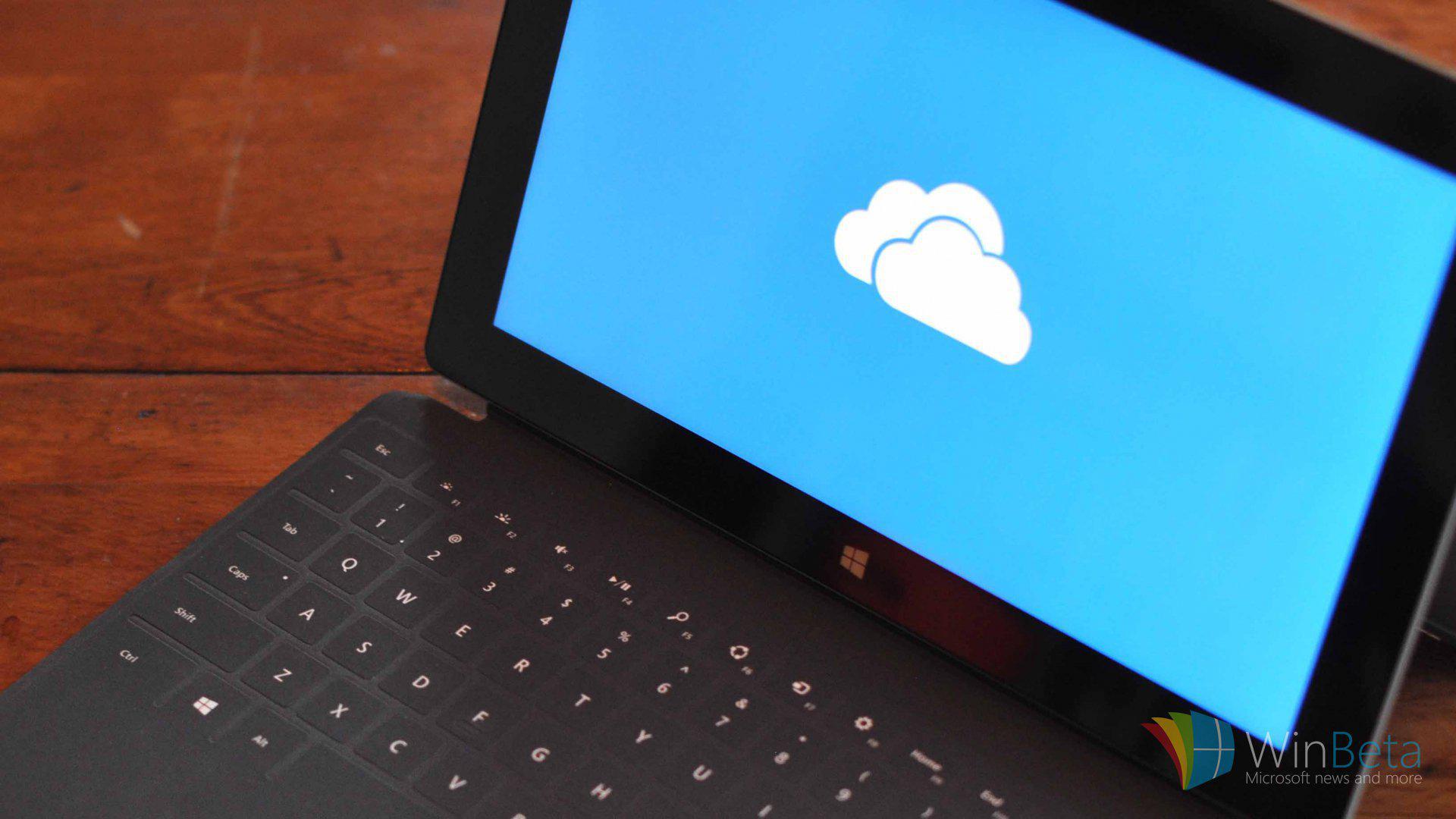 how to get onedrive shared folder on desktop