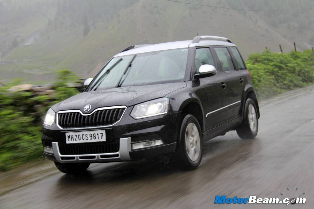 2014 skoda yeti test drive review. Black Bedroom Furniture Sets. Home Design Ideas