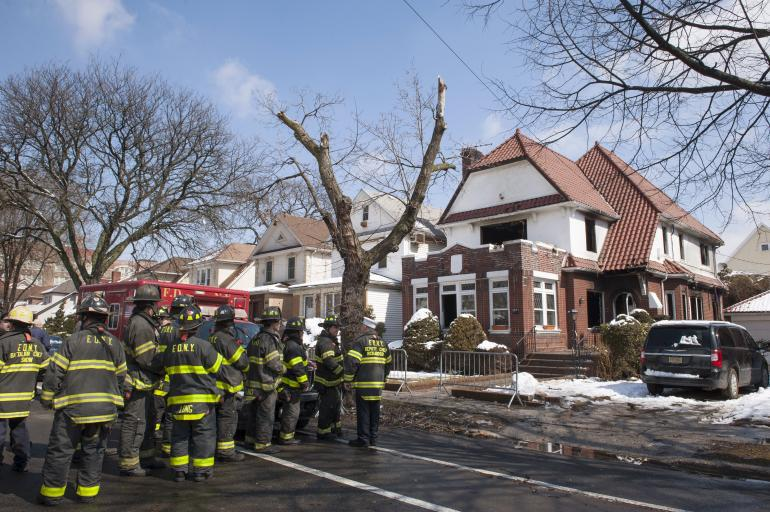 Jew Detector: Brooklyn Fire Update: Jewish Family Home Where 7 Died Did