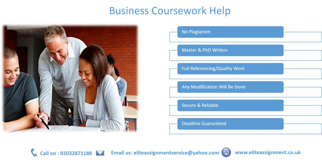 As business coursework help
