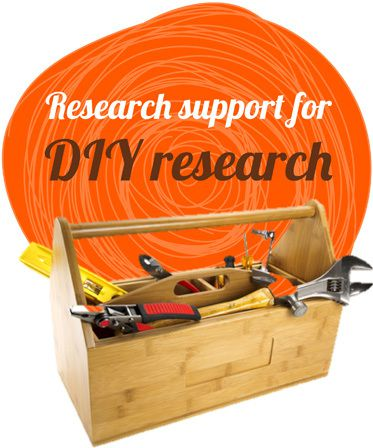 how to create a research project