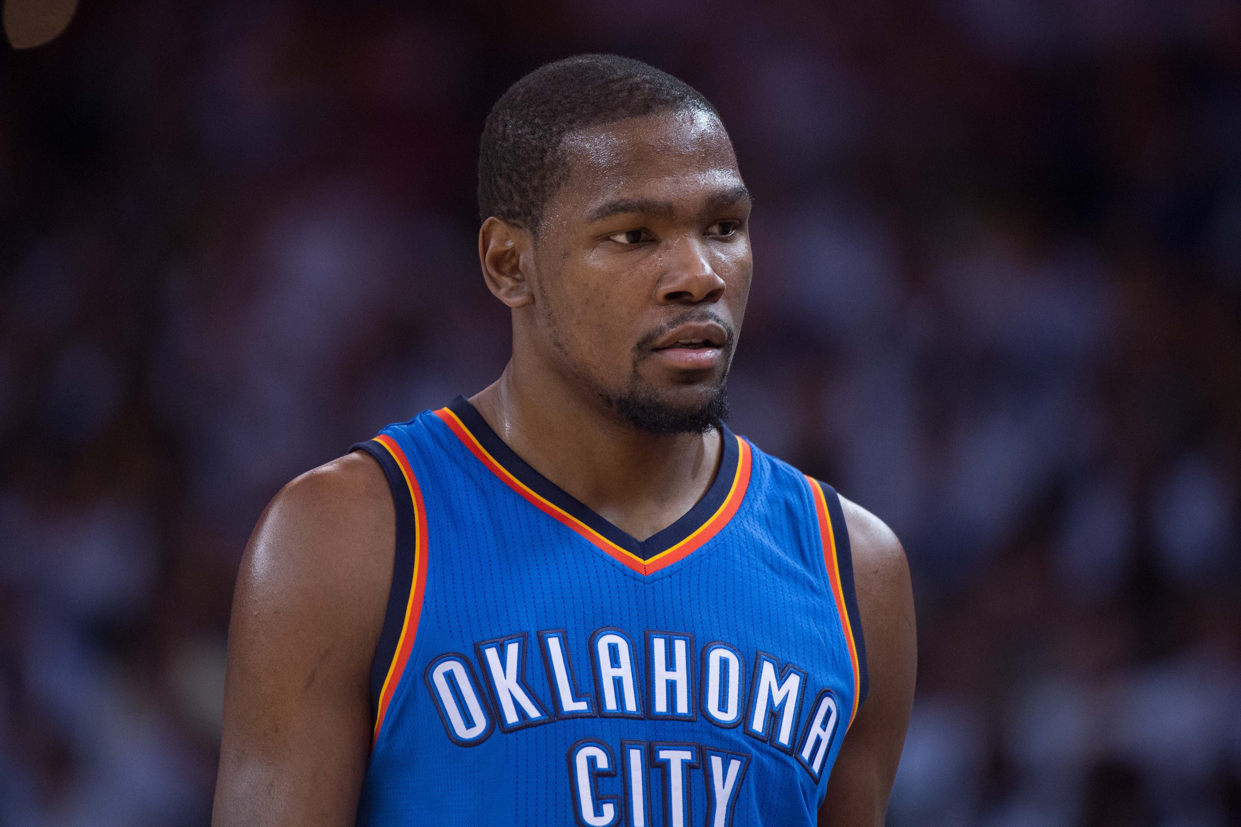 Kevin Durant Sounds Off On Twitter, And We Love It