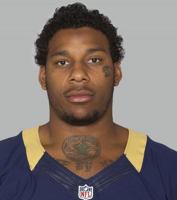 Nfl Player Gets Face Tat To Avoid Real Job