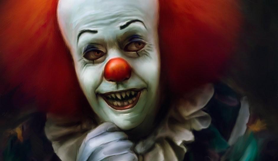 Wallpaper It Clown Bill Skarsgard Horror 2017 Hd: Warner Bros. 'It' Remake Gets Release Date