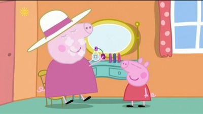 Which episode from Season 4 of Peppa Pig is better?
